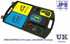 Semiconductor and Passive Component Analyser Pack ATPK2 JPST010 VAT Invoice