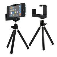 360° Mini Tripod Stand Holder Mount for Camera Mobile Phone iPhone Samsung gv