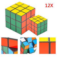 12 Stück Original Rubik's CUBE Zauberwürfel Zauber Würfel NEUE VERSION