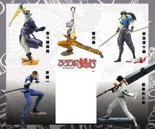 GASHAPON RUROUNI KENSHIN BEST SELECTION STORY IMAGE FIGURE SET 5 PZ - YAMATO