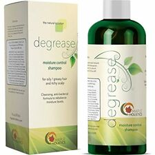 Daily Shampoo for Oily Hair and Oily Scalp Dandruff with Itchy Scalp and Greasy