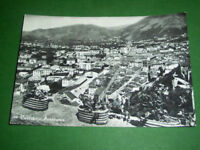Cartolina Carrara - Panorama 1955 ca.