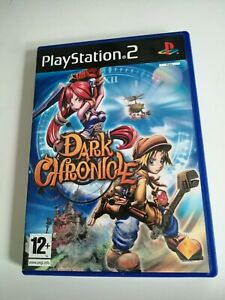 Dark Chronicle for Sony PlayStation 2 Complete in box