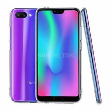 For Huawei Honor 10 Clear Gel 360° Case Cover & Full Coverage Screen Protector