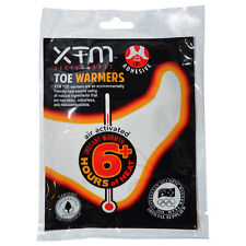 XTM Portable Air Activated Feet Toe Warmers up to 10 hours of warm feet