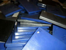 Genuine Official PS2 Empty Box Case Replacement Game Cases Blue Black Platinum