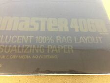 Bienfang Admaster 406R Paper Pad 19x24, 100 Sheets