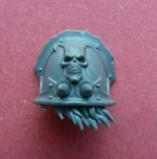 NEW Chaos Marines Terminator SHOULDER PAD (B) - Bits - 40K