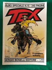 Tex Albo speciale n. 15 Il cavaliere solitario