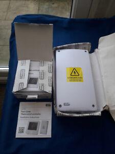 ESI Controls Ltd Programmable Flush Mounted Room Thermostat Set ESRTP6C & 6CPS2Z