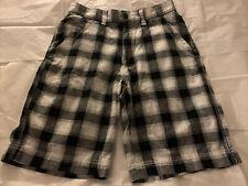 Men's Unionbay Plaid Cotton Shorts Size 30