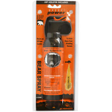 Udap 12Vhp Bear Spray with Hip Holster Oc Pepper 30ft Range