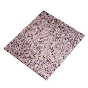 FUTURE FOAM Density Carpet Cushion Pad Recycled Foam Indoor 7/16 in. Thick
