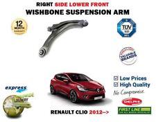 para RENAULT CLIO 2012- > Derecho Horquilla Inferior Suspensión Brazo de control