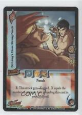 2006 #SF03-36 Fei Long's Close Strong Punch Gaming Card 0d8