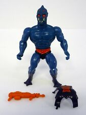 MASTERS OF THE UNIVERSE WEBSTOR Vintage He-Man Action Figure NEAR COMPLETE 1984