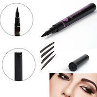 Black JT2 Makeup Waterproof Eyeliner Liquid Eye Liner Pen Pencil Beauty Cosmetic