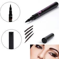 Black JT2 Makeup Waterproof Eyeliner Liquid Eye Liner Pen Pencil Beauty Cosmetic