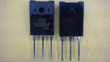 HTC BU2520AF TO-247F 1500V 10A 45W Silicon NPN Power Transistor Quantity-5
