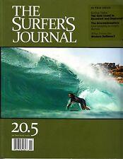 The Surfer's Journal 20.5 October-November 2011 Ecuador Makaha Australia