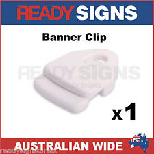 Ready Signs - Vinyl Banner Clip - ReadySigns