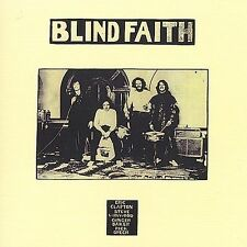 Blind Faith - Blind Faith (2001 Sealed CD)