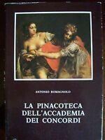LA PINACOTECA DELL'ACCADEMIA DEI CONCORDI - DI ANTONIO ROMAGNOLO (A37R)