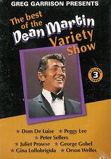 Dean Martin Variety Show Volume 3 Three - New Sealed DVD