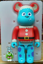 Disney X Pixar Christmas Party 2013 Bearbrick 400% Special Set - Medicom   , h#4