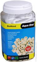 Aqua One A1-10436 BioNood 1.2Kg Ceramic Noodles for Aquarium & Pond Filters