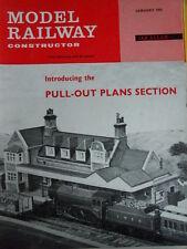 Model Railway Constructor 1 1964