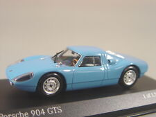 Porsche 904 GTS in blau - Minichamps Mod.1:43 - 400065720 #E