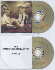 JAMES TAYLOR QUARTET Money Spyder 2013 UK promo CD + Blow Up bonus CD single