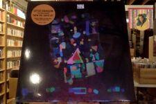 Little Dragon New Me, Same Us LP sealed orange colored vinyl