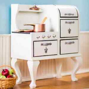 18 Inch Doll Kitchen Furniture 1930'S STYLE STOVE AND OVEN Fits American Girl