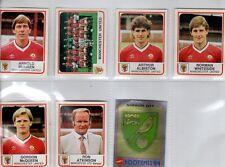 PANINI CALCIO 84-Arnold MUHREN-Manchester United-N. 159