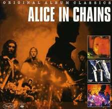 Original Album Classics [3 CD] - Alice In Chains COLUMBIA/LEGACY