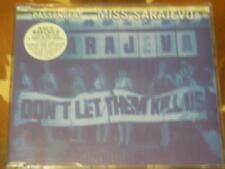 BOSNIA MISS SARAJEVO CD SINGLE PASSENGERS 1995 BOSNIA