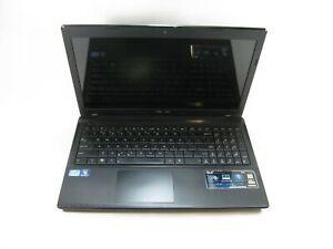 "ASUS X55C 15.5"" Laptop 2.2 GHz i3-2328M 4GB RAM (Grade B No Battery)"