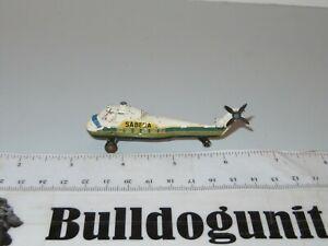 Vintage Dinky Toys No. 60D S58 Sikorsky Sebena Helicopter Diecast Toy