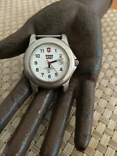 Vintage Swiss Army Quartz Men's Watch Military 300m