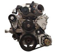 LS Truck Alternator Only Bracket Low Mount LSX LS1 LS2 LS3 Alternator Bracket