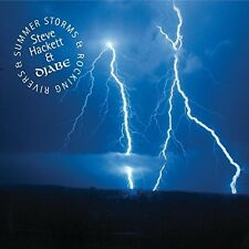 Steve Hackett & Djab - Summer Storms & Rocking Rivers [New CD] With DVD