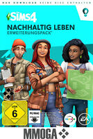 [DLC] Die Sims 4 - Nachhaltig leben Eco Lifestyle - PC EA Origin Spiel Code - DE