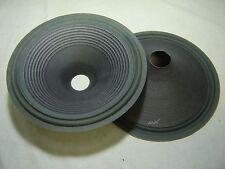 """Pr. 12"""" Paper Speaker Cones -- Recone Parts -- 1225"""