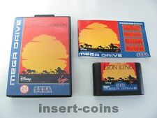 Der König der Löwen / The Lion King   -  Sega Mega Drive / MD / Pal / 12
