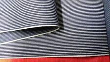 Japanese Selvedge Hickory Stripe - Rare Indigo Selvage Denim Fabric 11oz 10y