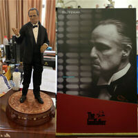 The Godfather 1972 Vito Corleone Blitzway 1/4 Statue Painted Model InBox InStock