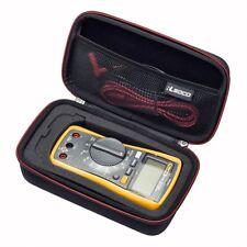 RLSOCO Carrying case for Fluke 117/115/116/113 Digital Multimeter and Fluke