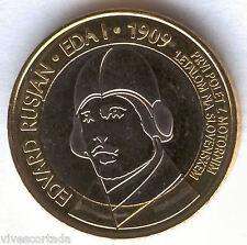 Nouvelle design 3 Euros Slovénie 2009  @ Rusian Edvard @
